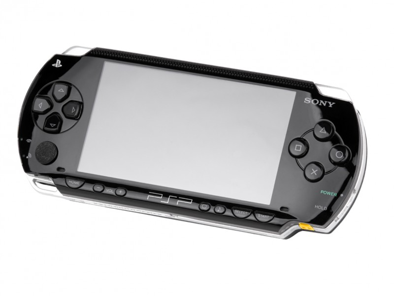 SONY PSP (プレイステーション・ポータブル) を買取いたします。