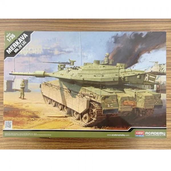 【模型買取】アカデミー 1/35 メルカバ Mk.4 LIC プラモデルを買取いたします。