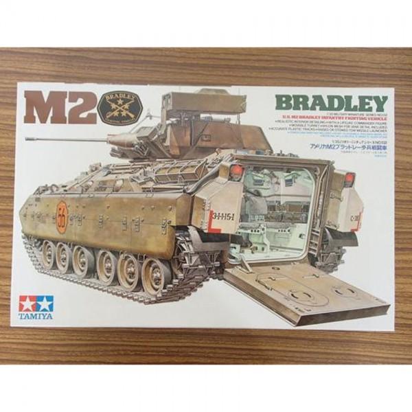 【模型買取】タミヤ 1/35 M2ブラッドレー プラモデルを買取いたします。