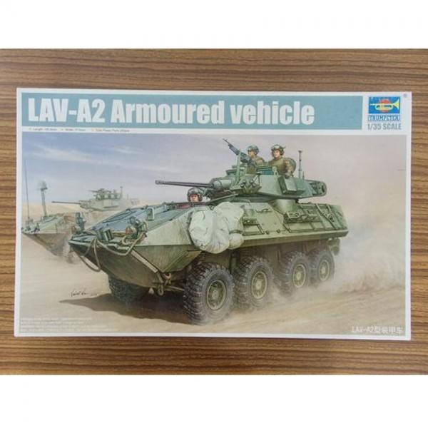 【模型買取】トランペッター 1/35 LAV-A2 Armoured vehicle プラモデルを買取いたします。