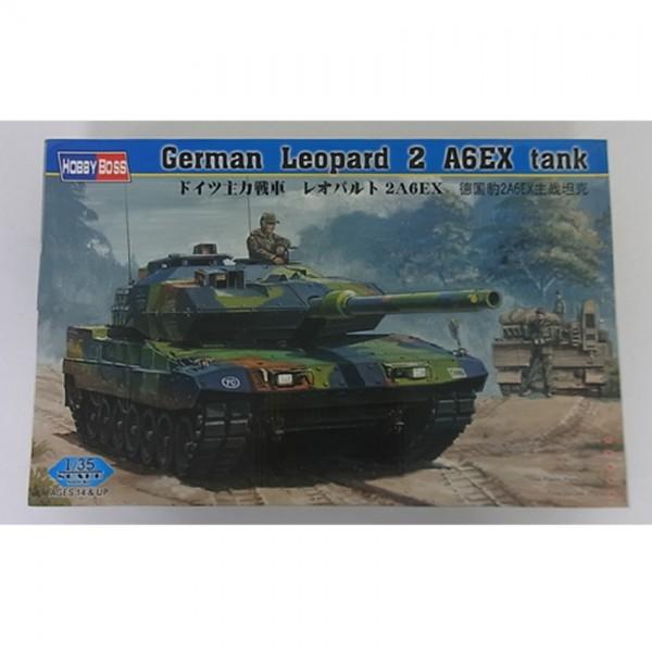 【模型買取】ホビーボス/HOBBY BOSS 1/35[ ドイツ主力戦車 レオパルド2A6EX ] プラモデルを買取いたします。