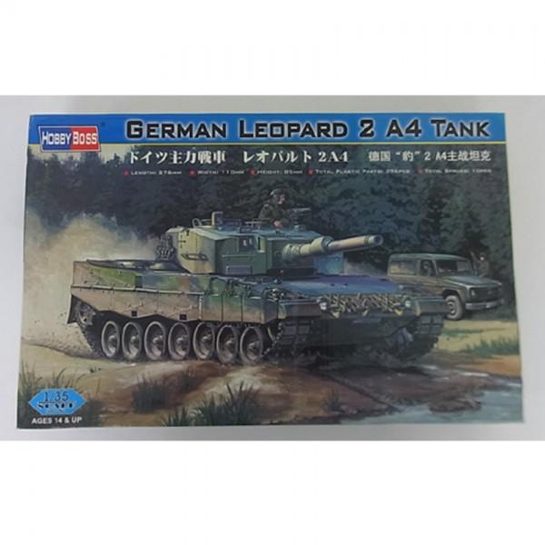 【模型買取】ホビーボス/HOBBY BOSS 1/35 [ドイツ主力戦車 レオパルド2A4] プラモデルを買取いたします。