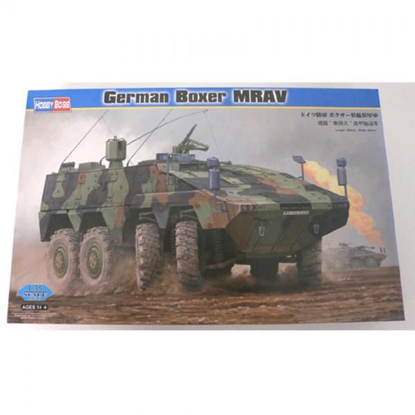 【模型買取】ホビーボス 1/35 [ ドイツ陸軍 ボクサー装輪装甲車 ] プラモデルを買取いたします。