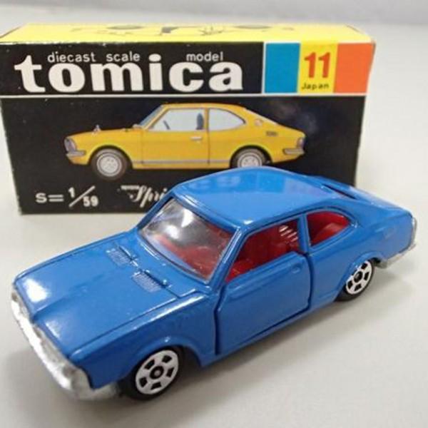 香港製 トミー 黒箱トミカ トヨタ スプリンター 1200 SL を買取いたします。
